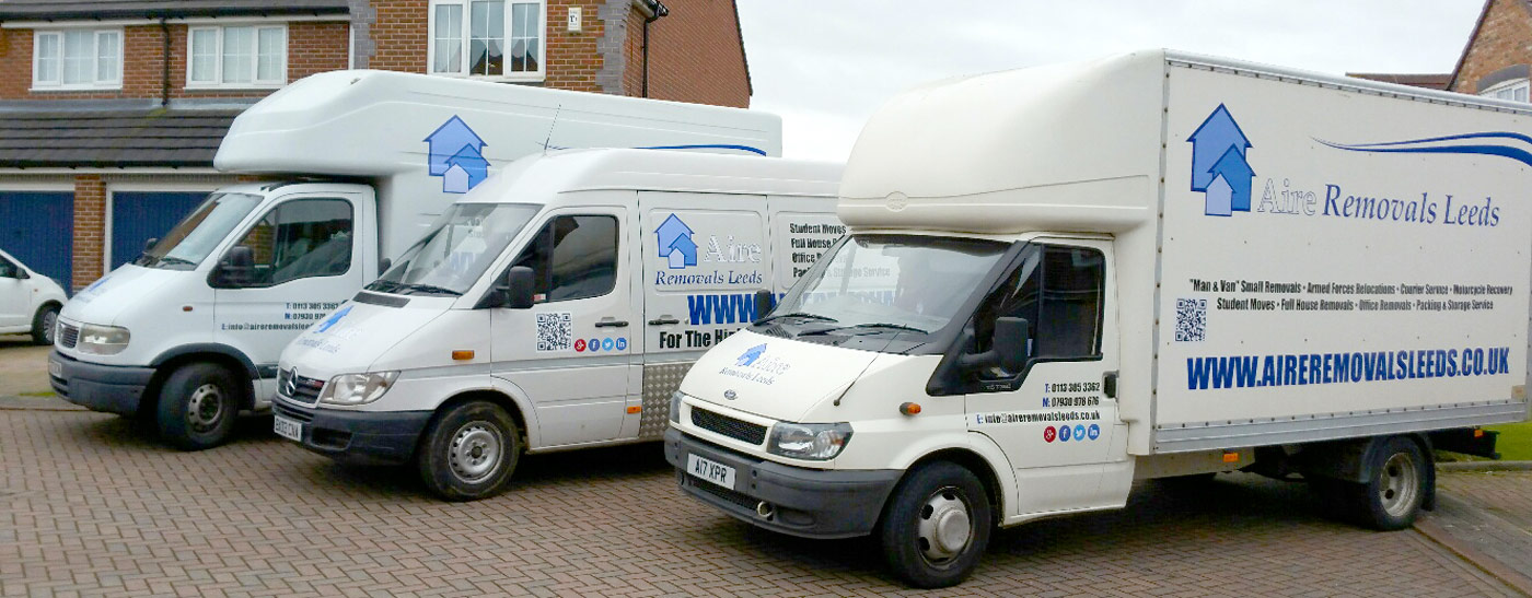 Home Removals Vans